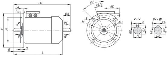 Общепромышленные электродвигатели 2