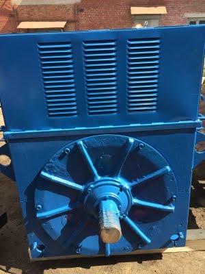 высоковольтные электродвигатели 3