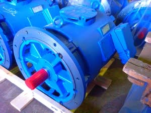 лифтовые электродвигатели