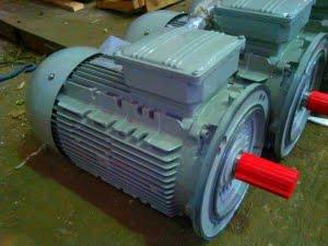 электродвигатель с повышенным скольжением