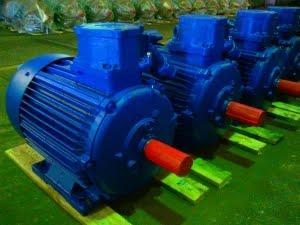 электродвигатели защищенного исполнения